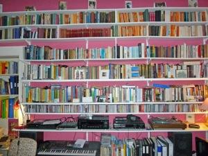 Bookshelves Web