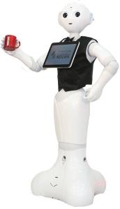 Nescafe Robot